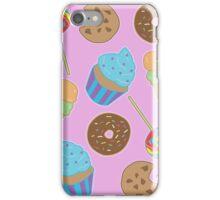 Delicious Snacks iPhone Case/Skin