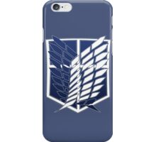 Recon Emblem iPhone Case/Skin
