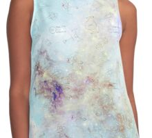 Starships in Space Contrast Tank