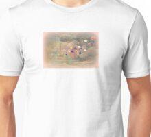 Meditation, Heal The World with Art Love Kindness Unisex T-Shirt
