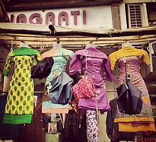 Kurtas, Pali Hill, Mumbai, India by JCMM