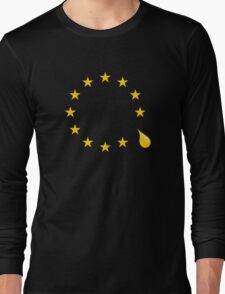 Sad that the UK is leaving the European Union Long Sleeve T-Shirt
