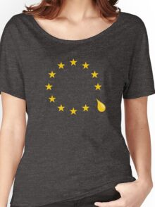 Sad that the UK is leaving the European Union Women's Relaxed Fit T-Shirt