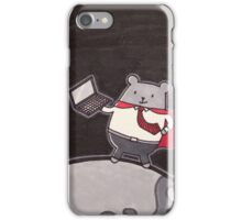 Geek Bear iPhone Case/Skin