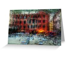 All About Italy. Piece 18 - Vernazza Spirit Greeting Card