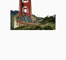 Golden Gate Bridge edit Unisex T-Shirt
