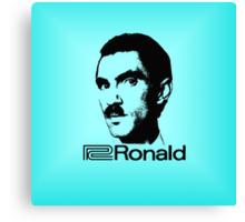 Ronald Canvas Print