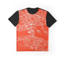 Stockholm map classic Graphic T-Shirt