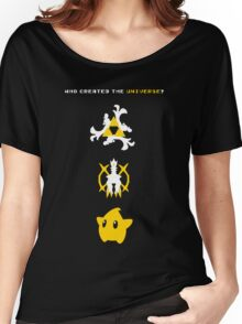 Nintendo Universe Women's Relaxed Fit T-Shirt