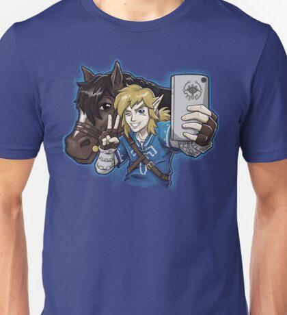 Hylian Selfie Unisex T-Shirt