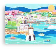 Guernsey Canvas Print