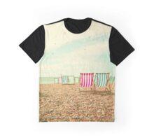 Deckchairs Graphic T-Shirt
