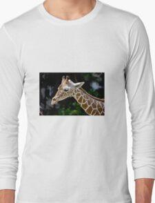Giraffe Long Sleeve T-Shirt
