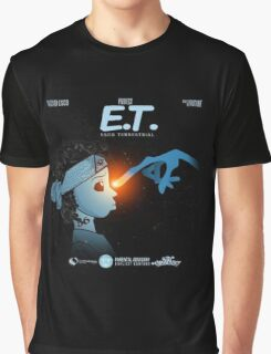 Project ET - esco terrestrial (future) Graphic T-Shirt