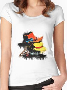 Hats Brothers Women's Fitted Scoop T-Shirt