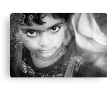 child of india Canvas Print