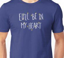 EU Love (For dark backgrounds) Unisex T-Shirt