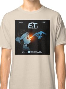 Project ET - esco terrestrial (future) Classic T-Shirt