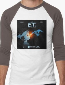 Project ET - esco terrestrial (future) Men's Baseball ¾ T-Shirt