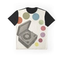 Driving Around in Circles Graphic T-Shirt