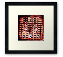 zombies land Framed Print