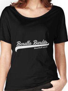 Benalla Bandits Baseball Women's Relaxed Fit T-Shirt