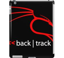 Backtrack Linux Hacker Tees iPad Case/Skin