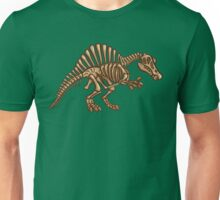 Extinct Lil' Spinosaurus Unisex T-Shirt