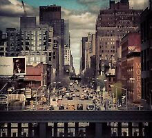 New York City by crashbangwallop