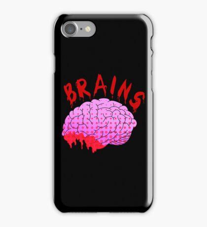 Bloody Brains - Dark iPhone Case/Skin
