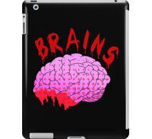 Bloody Brains - Dark iPad Case/Skin