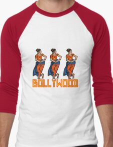 BOLLYWOOD Men's Baseball ¾ T-Shirt