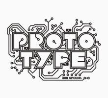Prototype - I am Special (black) One Piece - Short Sleeve