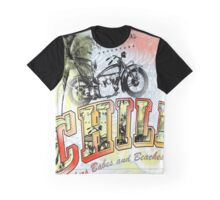 tropical chill Graphic T-Shirt