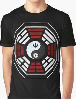 star wars yin yang version 4  Graphic T-Shirt