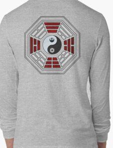 star wars yin yang version 4  Long Sleeve T-Shirt
