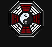star wars yin yang version 4  Zipped Hoodie
