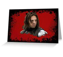 Bucky Greeting Card