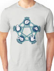 Rock Papers Scissors Shirt Unisex T-Shirt