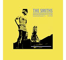 The Smiths - Barbarism Begins at Home Photographic Print