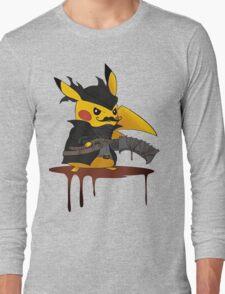 BloodBorne: Special Pikachu Edition Long Sleeve T-Shirt