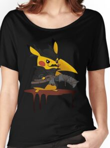 BloodBorne: Special Pikachu Edition Women's Relaxed Fit T-Shirt