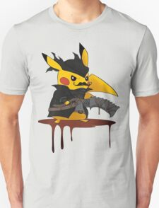 BloodBorne: Special Pikachu Edition Unisex T-Shirt