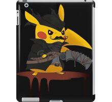 BloodBorne: Special Pikachu Edition iPad Case/Skin