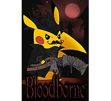 BloodBorne: Special Pikachu Edition Photographic Print