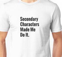 Scott Pilgrims Finest Words  Unisex T-Shirt
