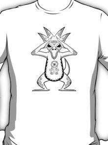 Golduck de los Muertos | Pokemon & Day of The Dead Mashup T-Shirt