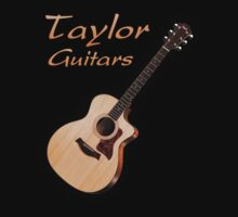 Taylor Acoustic Guitars by guitarplayer