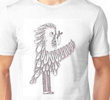 Pigeon Steps Unisex T-Shirt