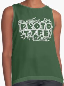 Prototype - I am Special (white) Contrast Tank